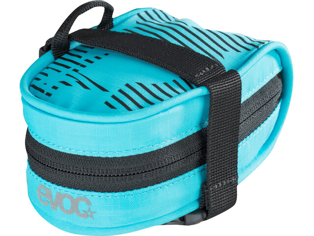 Evoc Race Saddle Bag S neon blue